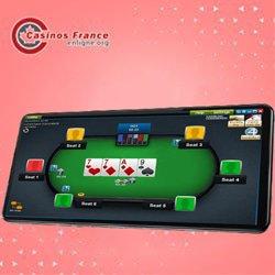 Le poker en ligne